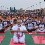 3rd International Day of Yoga