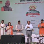 Harsh Vardhan and Dharmendra Pradhan inaugurate Swasth Saarthi Abhiyaan