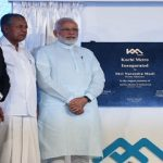 PM dedicated the Kochi Metro to the Nation