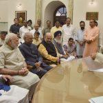 Ram Nath Kovind files nomination for Presidential election