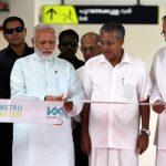 PM inaugurates Kochi Metro