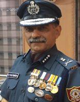 R K Pachnanda, IPS