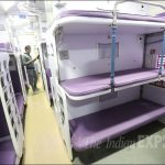 indian Railways refurbished couches