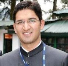 Aditya Dahiya IAS
