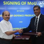 Department of Defence Production and GRSE MoU