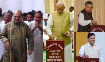President voting