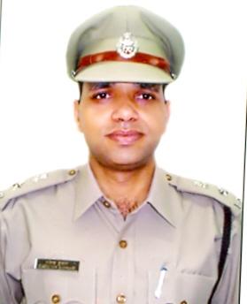 Rakesh Kumar Arya IPS