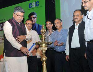 Workshop on Aadhaar Services through CSC