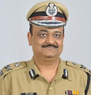 Anil Kumar Agarwal IPS