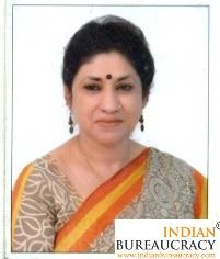 Anita Bhatnagar Jain IAS