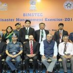 BIMSTEC Disaster Management Exercise- 2017