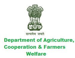 Department of Agriculture, Cooperation & Farmers Welfare