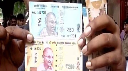 RBI issues new Rs 200 and Rs 50 notes-indian bureaucracy