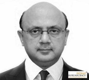 Rajiv Bansal IAS