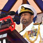 Rear Admiral Travis Sinniah