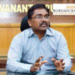 S Venkateshpathi IAS