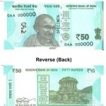 blue Rs 50 notes