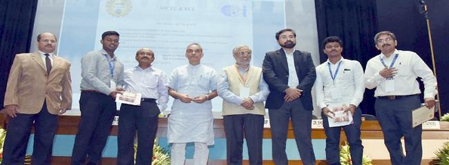 1st AICTE-ECI Chhatra Vishwakarma Awards 20171 -Indian Bureaucracy
