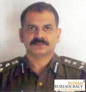 Aditya Mishra IPS