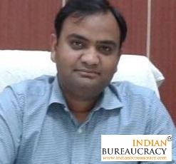 Dhirendra Khadgata IAS