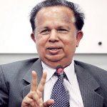 Ex-ISRO chief Madhavan