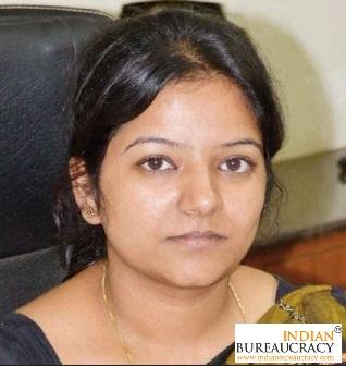 Garima Mittal IAS