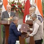 India, Belarus sign MoUs