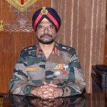 Lt General Paramjit Singh