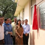 NBCC implemented CGHS first aid post inaugurated at GPRA Complex