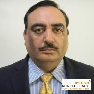 Rajiv Arora IAS