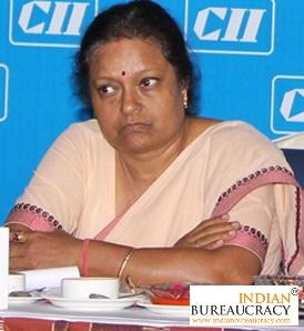 Rashmi Krishnan IAS