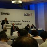 SAAB and Adani group