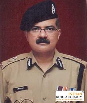 Sujeet Pandey IPS