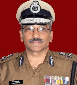 A P Maheshwari IPS