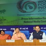 Conference for World Food India 2017