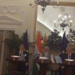 India, EU agree