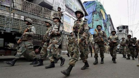 MHA orders withdrawal of 1,000 Paramilitary Personnel from Darjeeling-indian Bureaucracy