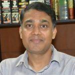 Manish Kishor Sinha IPS