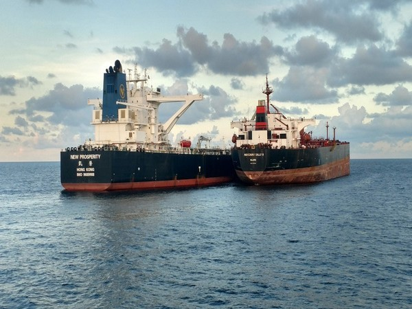 Oil shipment a significant milestone in India-US partnership