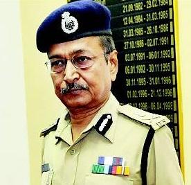 S K Sinha IPS