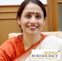 Shalini Rajneesh IAS