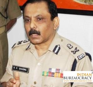 B K Sharma, IPS