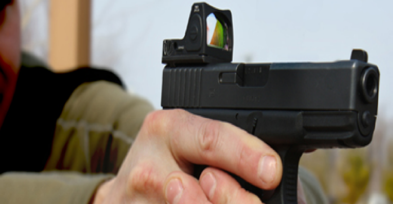 Detecting a concealed