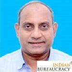 G Narendra Kumar IAS