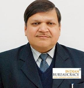 Ghanshyam Goel IIS