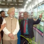Hardeep S Puri inaugurates HUDCO Build Tech 2017