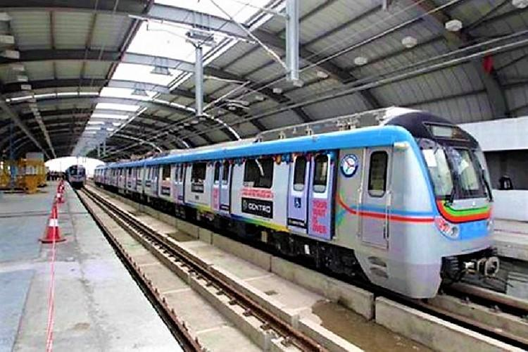 Hyderabad Metro announces fares ranging from Rs 10 to Rs 60