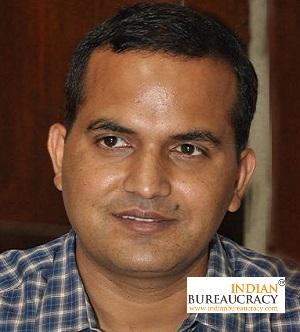 Kamal Kishore Yadav IAS
