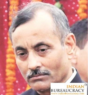 M P Singh IAS