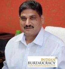 Mukesh Kumar Meena IPS